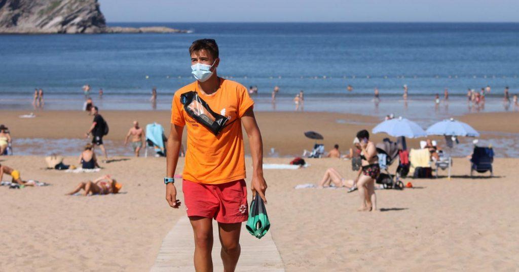 Entrevista Mikel Baz Socorrista Playas Bizkaia