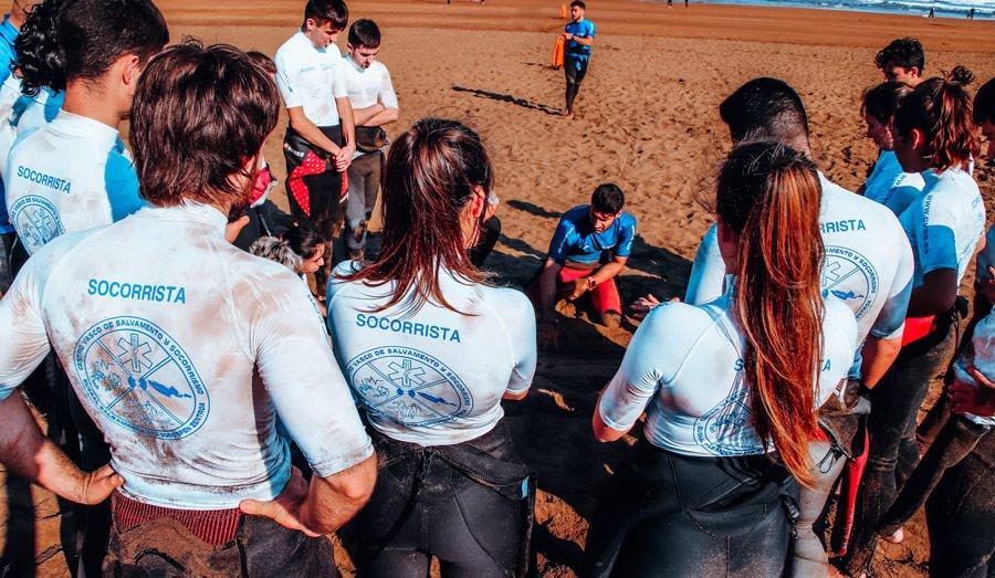 Curso de socorrista en playas