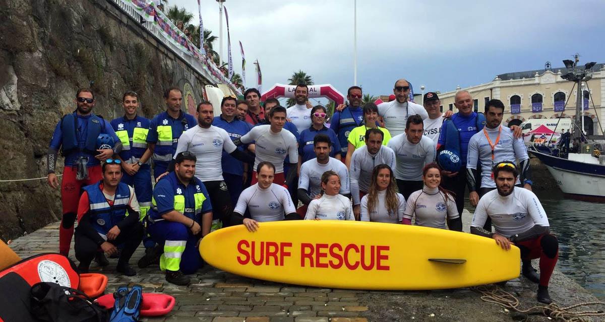 equipo travesia la sardina 2016