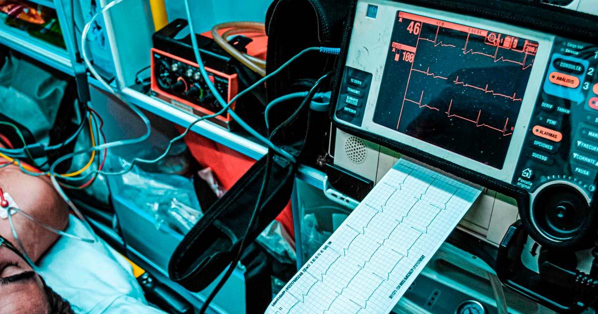 Ritmos de parada cardiorrespiratoria