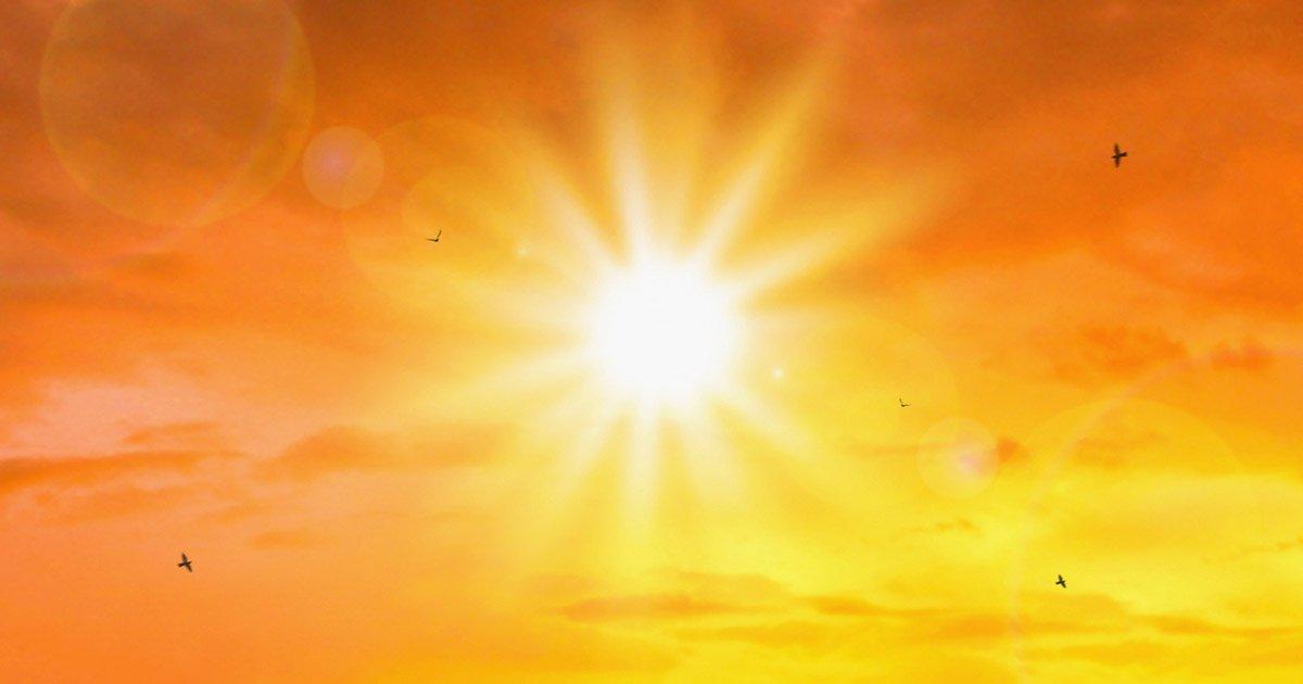 Sol Golpe de Calor